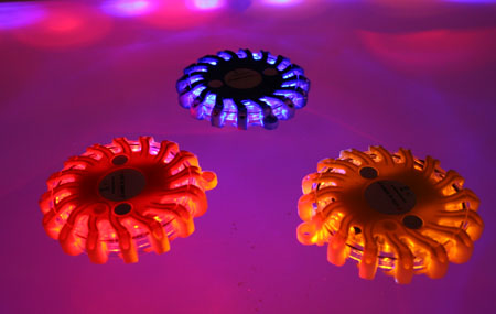 LED Powerflare schwimmen