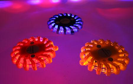 LED Powerflare schwimmen
