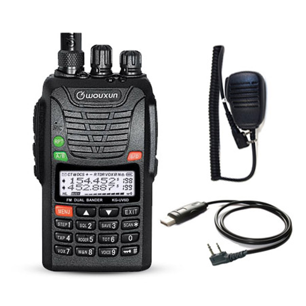Wouxun-KG-UV6D-E-VHF-LVHF-2-4m-mit-Lautsprechermikrofon-und-Programmierkabel