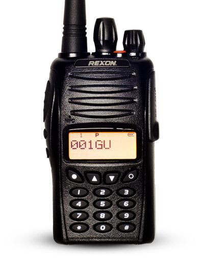 Rexon RL318K Display
