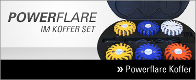 Powerflare Koffer kaufen im Powerflare-Shop